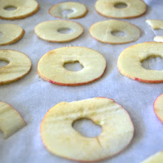 Day 165 – Baked Cinnamon Apple Slices