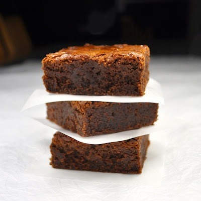 Brownies - Fudgey, Easy, Gluten Free