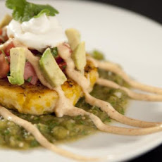 Sweet Corn Tamale Cakes