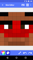 Screenshot of Skin Creator for Minecraft