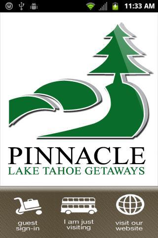 Pinnacle Lake Tahoe