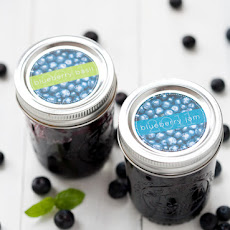 Blueberry Basil Preserves