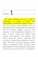 Screenshot of Smartreader Free