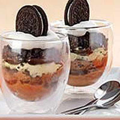 OREO Black Magic Parfait