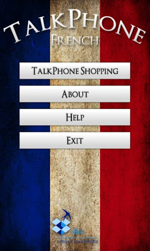 TalkPhone French Shopping