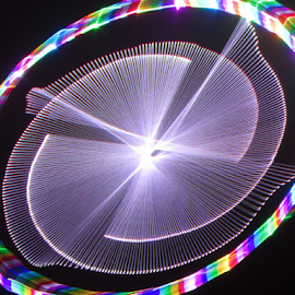 laser art ! by Jim Barton - Abstract Patterns ( laser light, light design, colorful, art, laser design, laser, colorfull, laser art, laser light show, light, science )