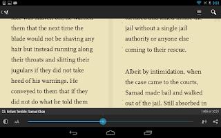Screenshot of Flipkart eBooks