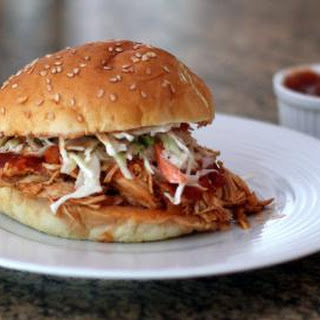 Crockpot Chicken Barbecue