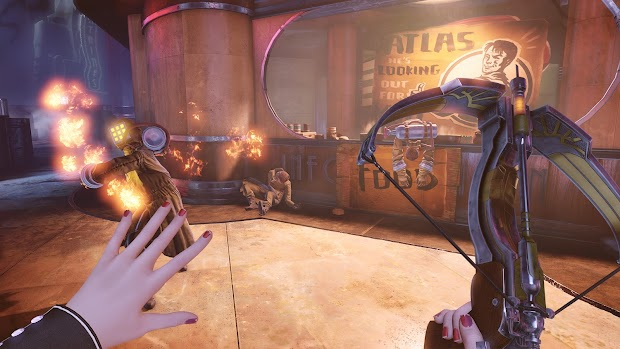 Irrational Games announces a release date for BioShock Infinite DLC Burial At Sea Episode 2