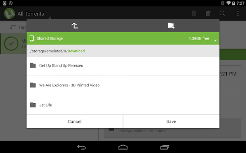 Download µTorrent®- Torrent Downloader APK for Laptop