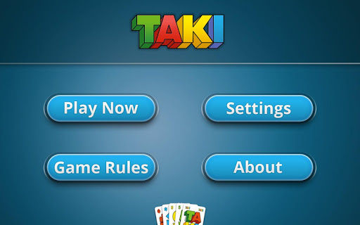 TAKI - screenshot