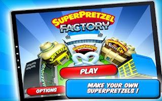 Screenshot of SuperPretzel Factory