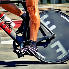 Power legs by Boštjan Henigman - Sports & Fitness Cycling ( cycling )