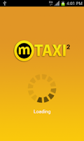 Screenshot of mTAXI