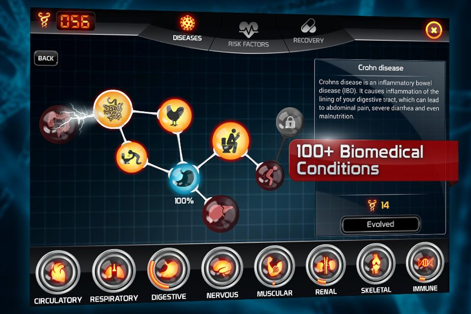 Bio Inc. - Biomedical Game Screenshot 2