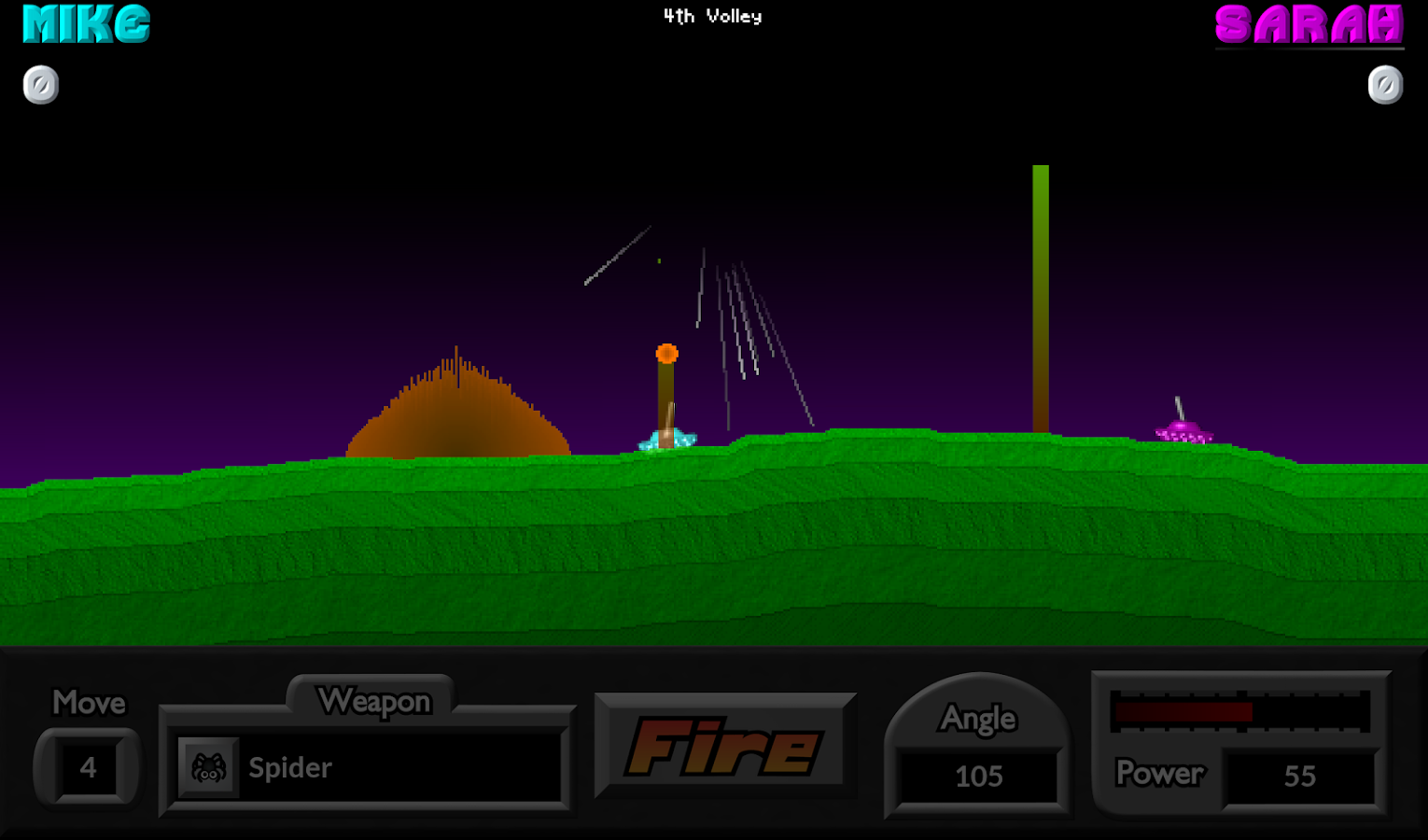 Pocket Tanks Screenshot 12