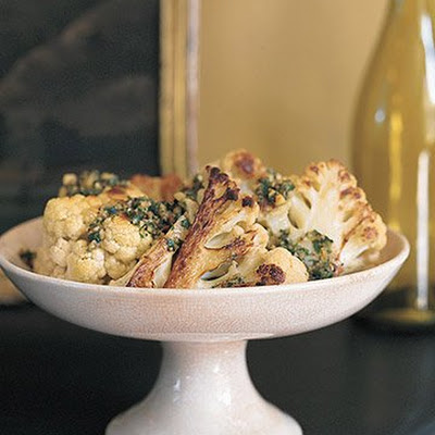 Crisp Cauliflower