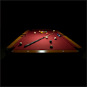 Pool Table Digital Clock icon