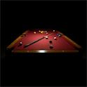 Pool Table Digital Clock