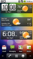 Screenshot of Fancy Widgets Unlocker
