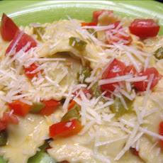Easy Cheese Ravioli