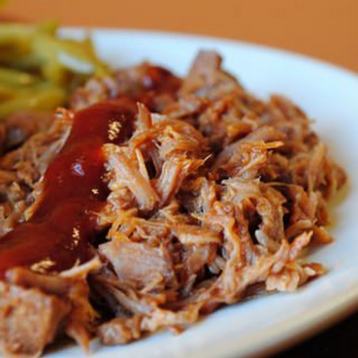 Crock Pot BBQ Pulled Pork Recipe | Yummly