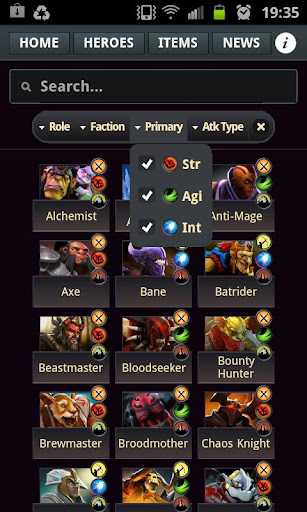 Companion for Dota 2 Lite