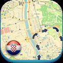 Croatia Offline Road Map Guide