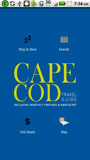 Cape Cod The Official App