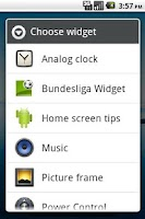 Screenshot of Buli Widget