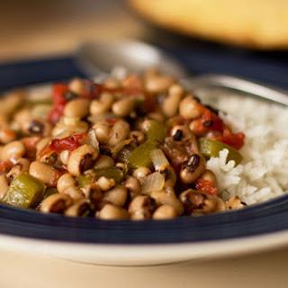 Hoppin John Black Eyed Peas Recipes