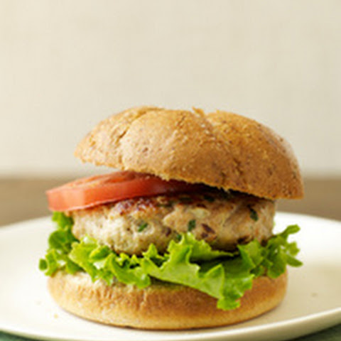 Turkey and Ricotta Burger