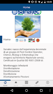 Sanatec Group - screenshot