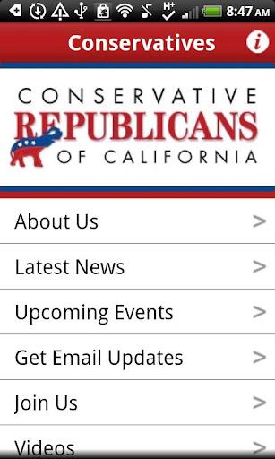 Conservative Republicans of CA