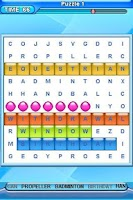 Screenshot of Word Hunt 2