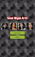 Screenshot of Kuis Tebak Wajah Artis