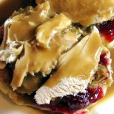 Open-Face Turkey Sandwiches