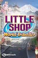 Screenshot of Little Shop: World Travel Lite