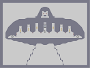 Thumbnail of the map 'Unidentified Flying Object'