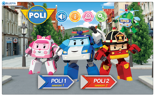 App robocar poli apk for windows phone android games and - Le club robocar poli ...