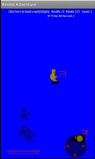 【免費街機App】Revin's Adventure -The Game-APP點子