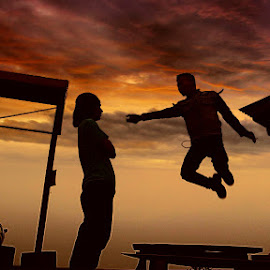 I can Fly by Rizky Juliansyah - People Couples