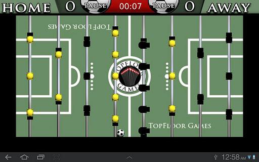 【免費體育競技App】TopFloor Foosball LITE-APP點子