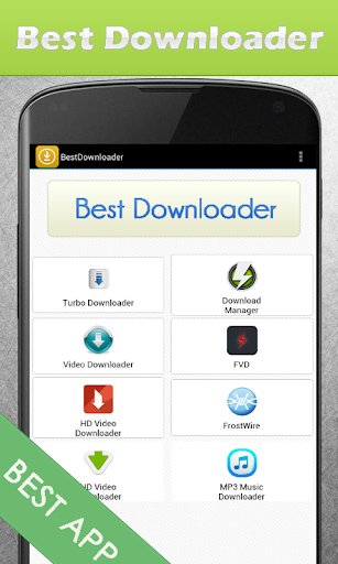 Best Mp3 Music Downloader Apps for Android with