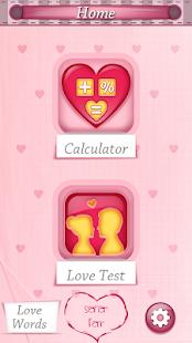 Love Calculator Game