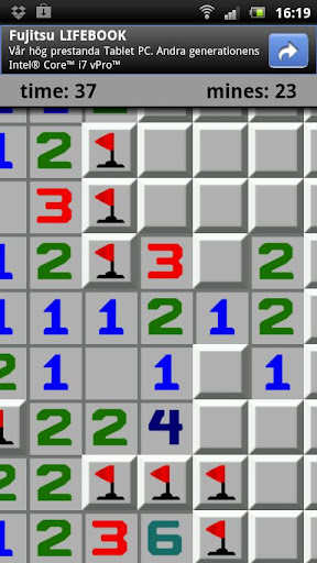 Guess-Free Minesweeper