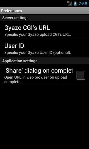 無料摄影AppのGyazoAndroid|記事Game