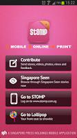 Screenshot of Stomp