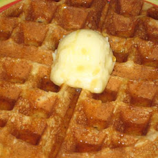 Waffles W/ Wheat Flour