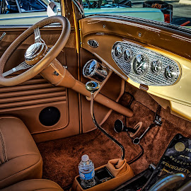 Interior Shot by Ron Meyers - Transportation Automobiles